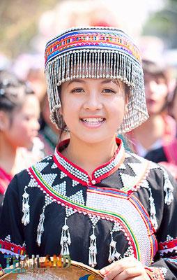 "Die ""Hmong"" - traditionelles Bergvolk in Nordthailand"
