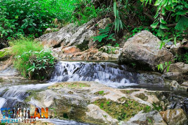 Waterfall Lansang Nationalpark