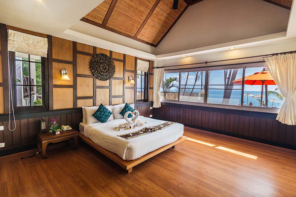 Coco Palm Beach Resort Zimmer Deluxe Kategorie