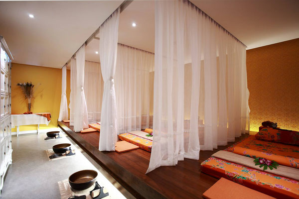 Natürlich bietet das Hotel auf Phuket auch thailändische Massagen an