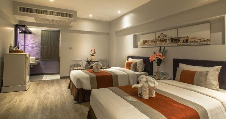 Zimmer Nouvo City Hotel Bangkok