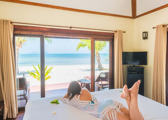 Sivalai Beach Resort auf Koh Mook