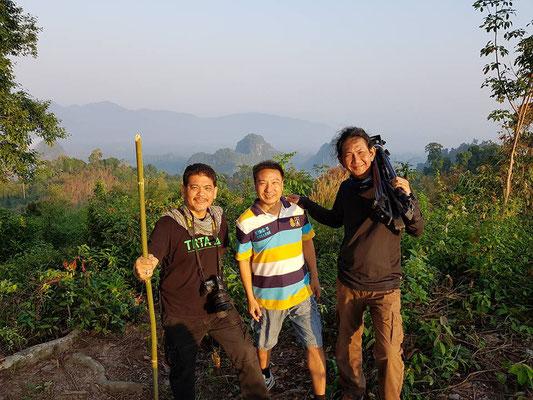 Trekking im Norden von Thailand