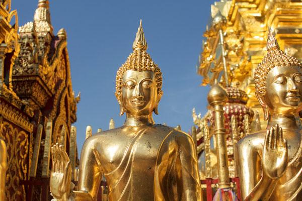 Doi Suthep Buddha Statue