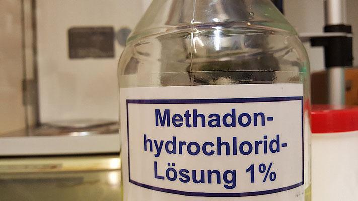 Methadonhydrochlorid Löösung 1 Prozent