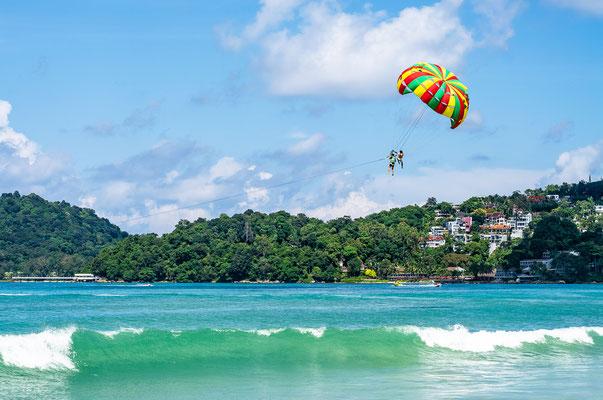 Spaß und Sport in Phuket für Paare und Freunde