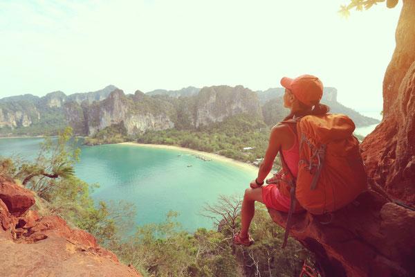 Trekking in Südthailand