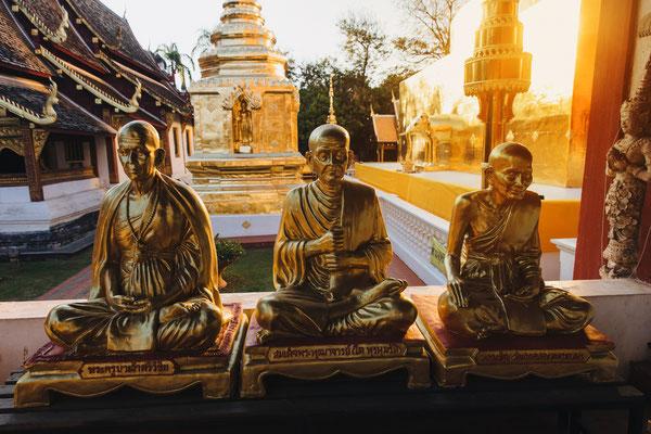 Tempel erkunden rundum Bangkok und Ayutthaya
