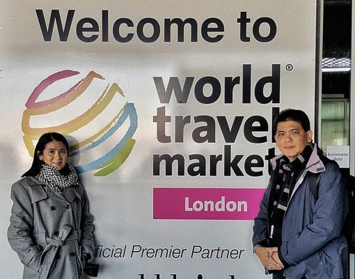 world travel market in London