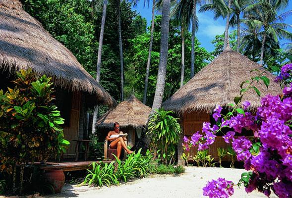 Thapwarin Resort auf Koh Hai - Warin Cottage