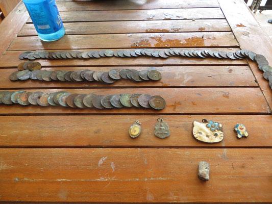 im Isan sondeln münzen