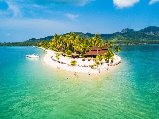 Sivalai Beach Resort - Luftaufnahme von Koh Mook