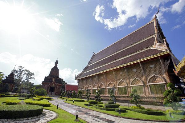 Wat Neramit Wipatsana Dan Sai, Loei Privinz in Thailand