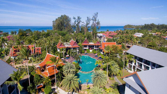 Royal Lanta Resort and SPA am Traumstrand von Koh Lanta