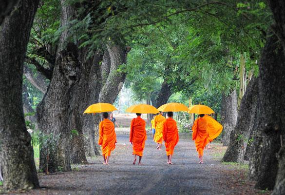 Der Norden Thailand ist kulturell und bunt
