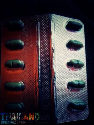 Schlaftabletten Rohypnol 1mg - Flunitratzepam -  nicht nur in Thailand als KO Tropfen bekannt