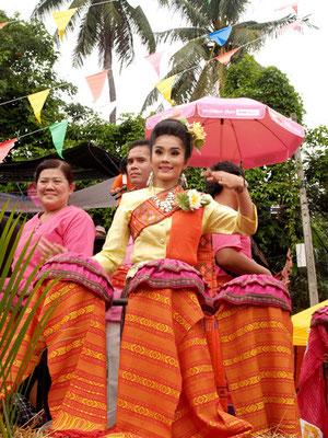 Ubon Ratchathani Kerzen Fesival
