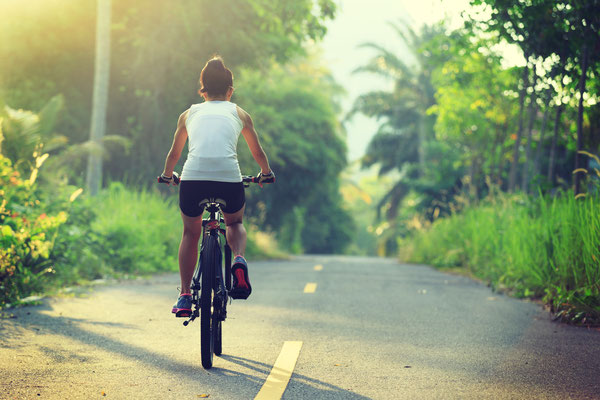 Fahrradtour Khao Yai