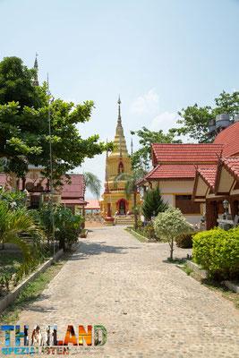 Buddhistischer Tempel in Chiang Khong