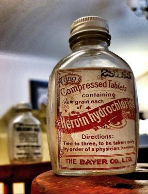 Heroin Hydrochlorchin