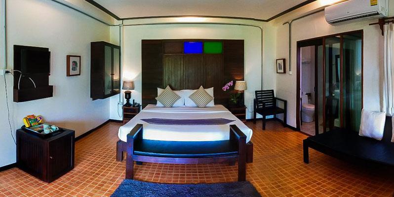 Saubere Zimmer und zentrale Lage in Chiang Mai
