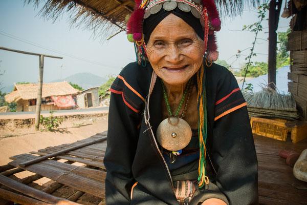Mae Salong Trek zu den Bergvölker