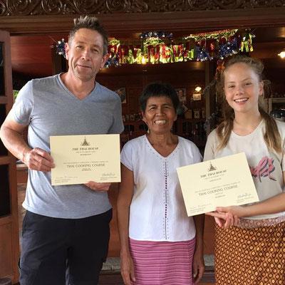 Thai House Homestay in Nonthaburi - Thailändischer Kochkurs mit Zertifikat