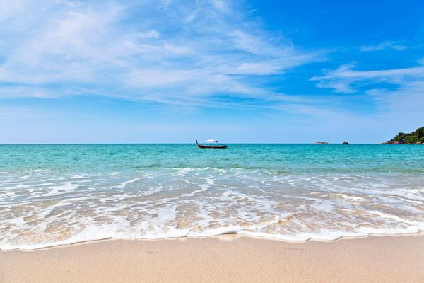 Khao Lak Stände - ideal für den Badeurlaub in Thailand geeignet.