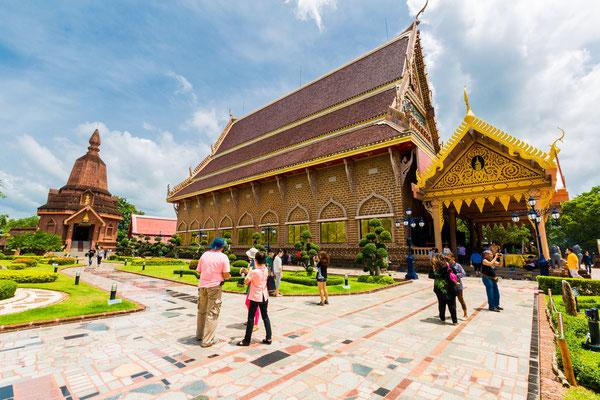Wat Neramit Wipatsana Loei im Isan