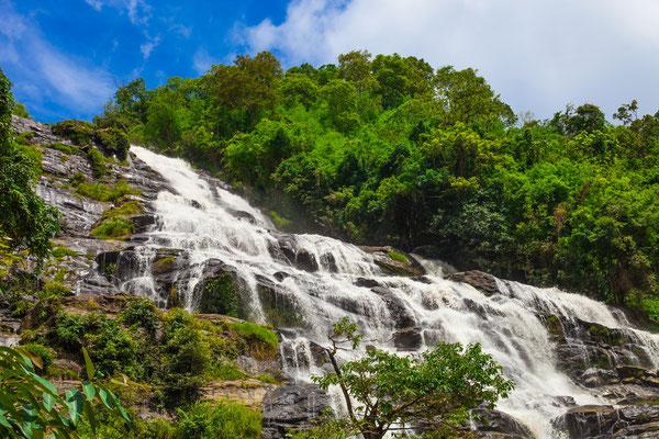 Mae ya Wasserfall, Doi Inthanon