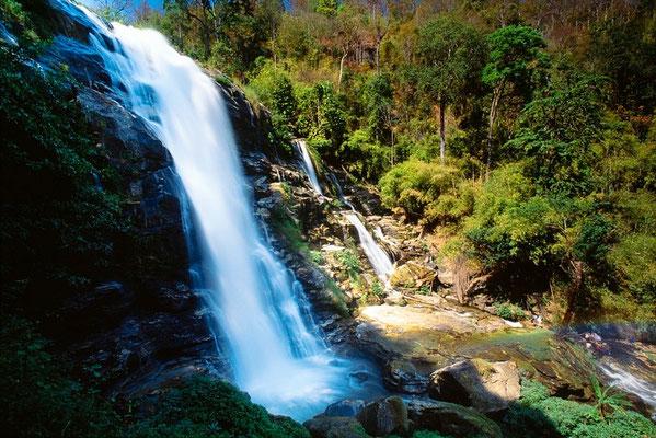 Mae Klang Wasserfall im Doi Inthanon National Park