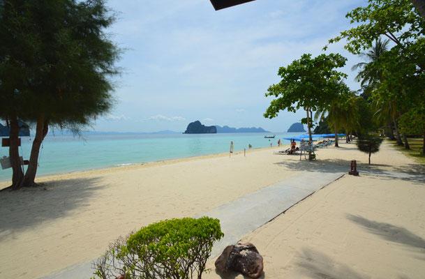 Koh Hai Fantasy Strand-Resort - perfektes Inselhopping-Feeling!