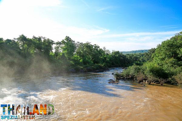 Sakunothayan Wasserfall in der Provinz Phitsanulok