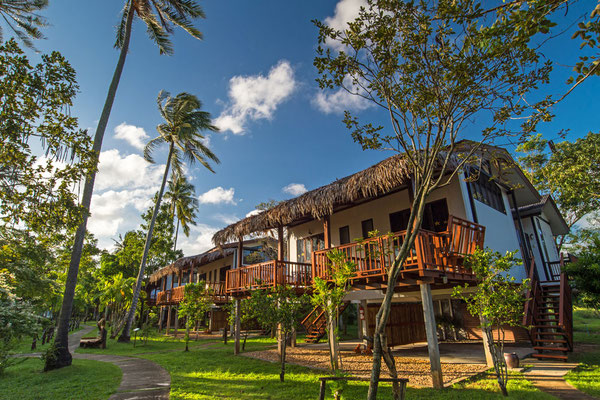 Islanda Hideaway Resort auf Koh Klang – Ocean Breeze Bungalow