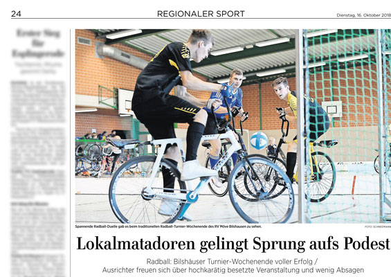 Eichsfelder Tageblatt 16.10.2018