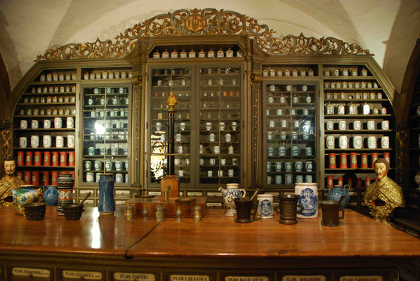 Historische Apothekenausstellung