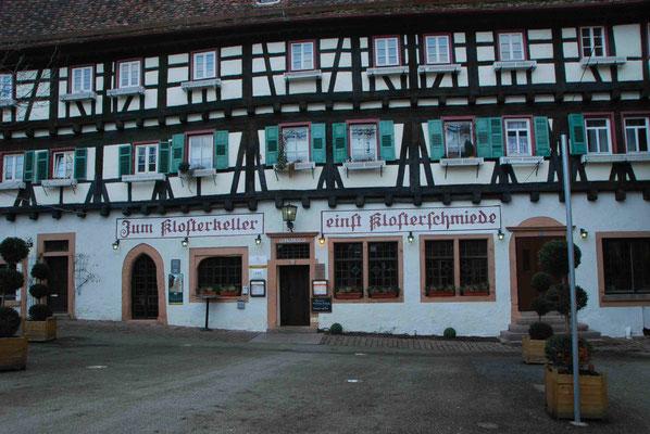 Wirtschaft im Klosterhof