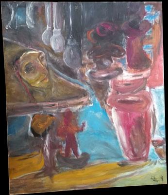24 - Maler Künstlerin Bozana