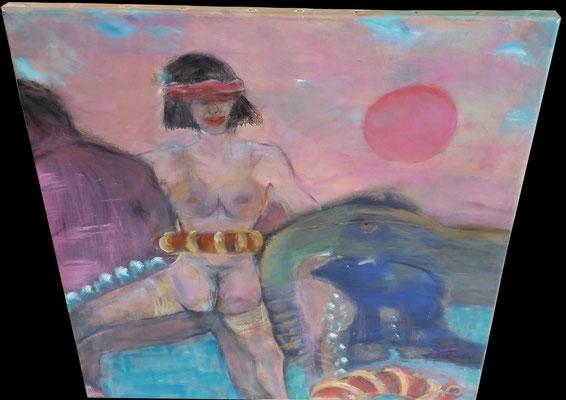 35 - Maler Künstlerin Bozana