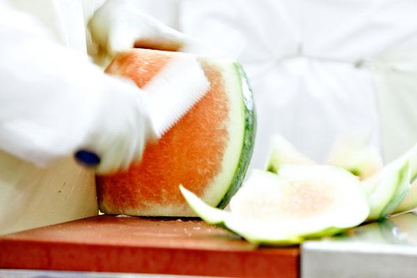 Höchste Produktionsstandards bei der Verarbeitung von Obst und Früchten