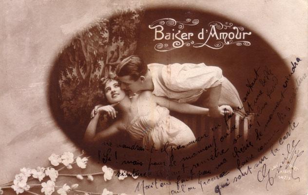 Dating vintage foto ansichtkaarten Wie is dating in het echte leven op mooie kleine leugentjes