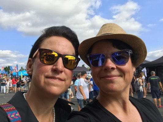Ess-Nische auf der Deutschen Grillmeisterschaft