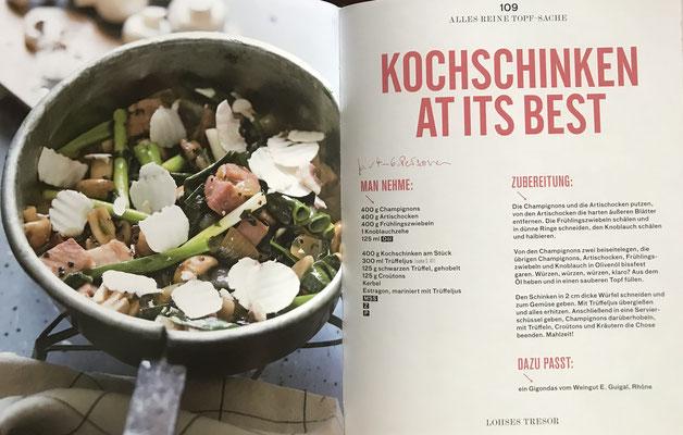 Kochschinkenrezept