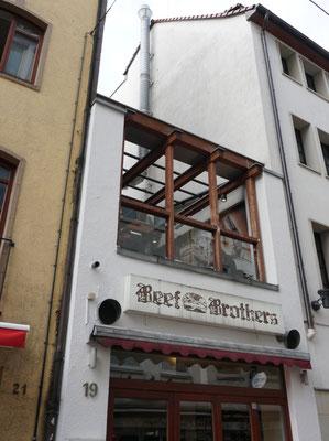bei Beef Brothers in Düsseldorf