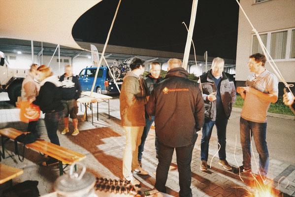 Eröffnung Feuerhand und Petromax Welt in Magdeburg