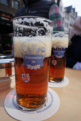 Altbier Safari in Düsseldorf