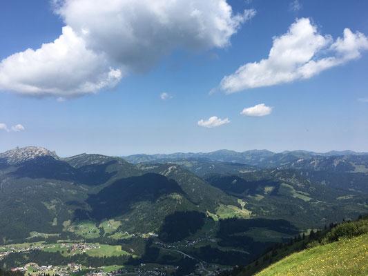 Fellhorn oben