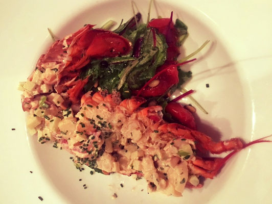 Lobstersalat