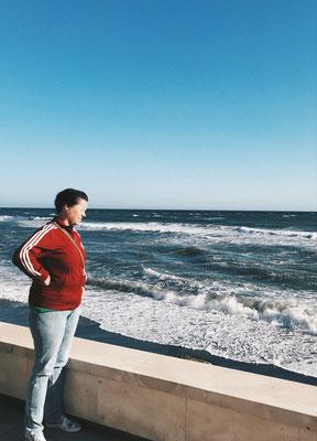 Strand Promenade in Torrox Costa