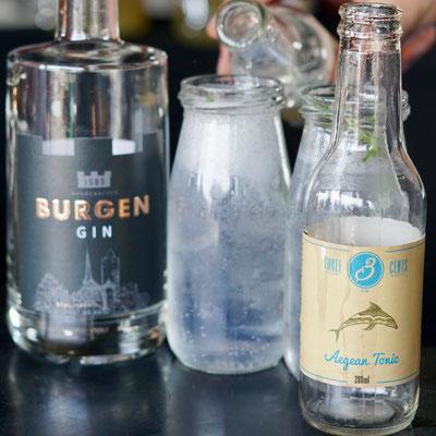 Gin-Tonic vom Feinsten